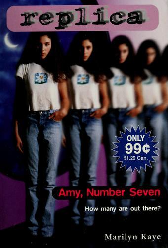 Amy Number Seven (Replica 1) (Paperback, 1998, Skylark)