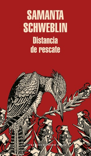 Distancia de rescate (2015, Penguin Random House)