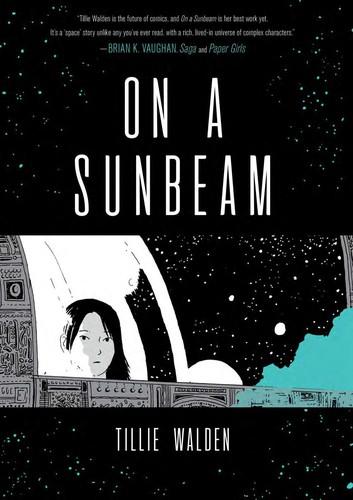 On a sunbeam (2018, First Second)