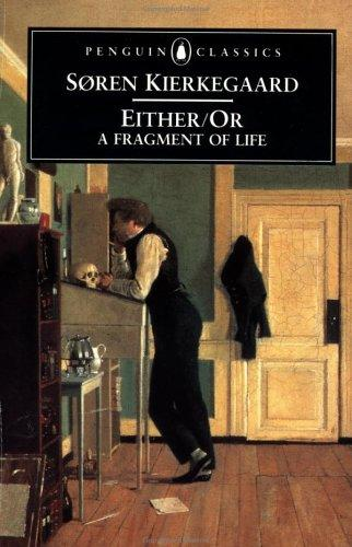 Either/Or (1992, Penguin Classics)