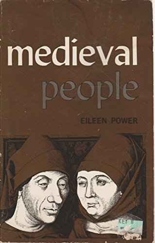 Medieval People (Paperback, 1963, University Paperbacks)