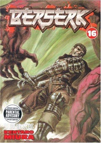 Berserk, Volume 16 (Paperback, 2007, Dark Horse/Digital Manga (Dark Horse))