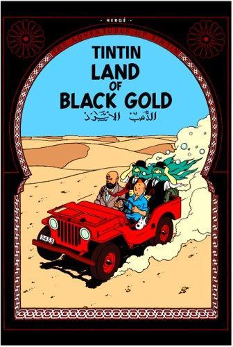 Land of black gold (2003, Egmont)