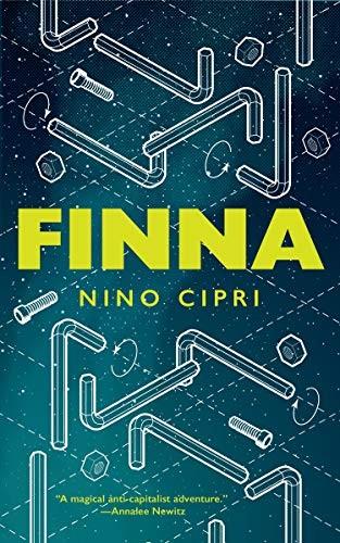Finna (paperback, 2020, Tor.com)