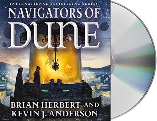 Navigators of Dune (2016, Macmillan Audio)