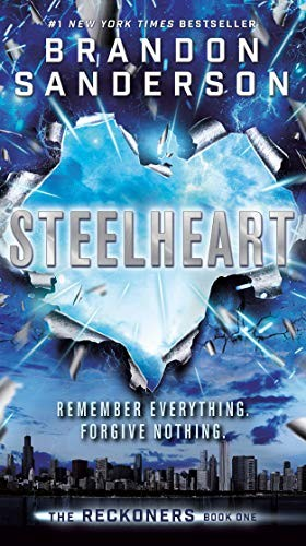Steelheart (paperback, 2020, Delacorte Press)