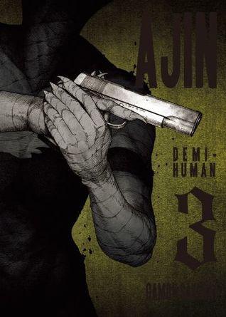 Ajin: Demi-Human, Vol. 3 (2015, Kodansha Comics)
