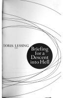 Briefing for a descent into Hell (1971, Knopf)