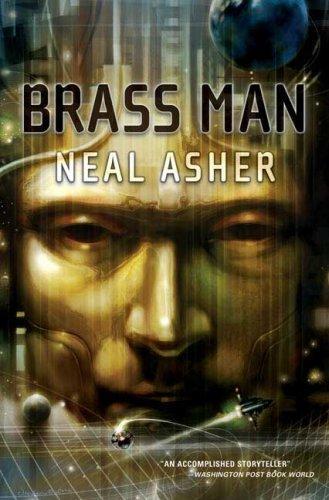 Brass Man (Paperback, 2007, Tor Books)