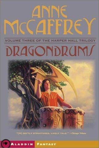 Dragondrums (Harper Hall Trilogy) (2003, Aladdin)