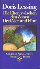 Die Ehen zwischen den Zonen Drei, Vier und Fünf (Nach Berichten der Chronisten der Zone Drei) (German language, 1987, Fischer)