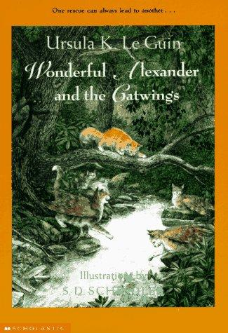 Wonderful Alexander and the Catwings (Catwings (1996, Scholastic)