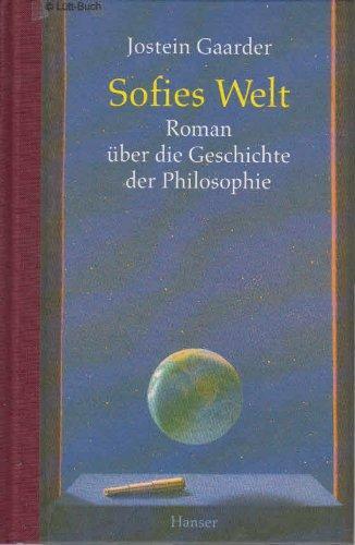 Sofies Welt. Roman über die Geschichte der Philosophie (German language, 1993, Carl Hanser Verlag)