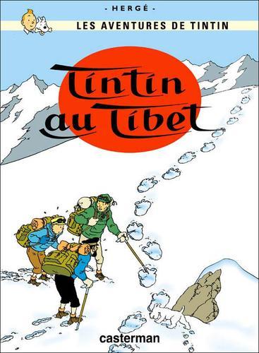 Tintin au Tibet (French language, 1991, Casterman)