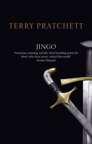 Jingo (Paperback, 2006, Corgi)