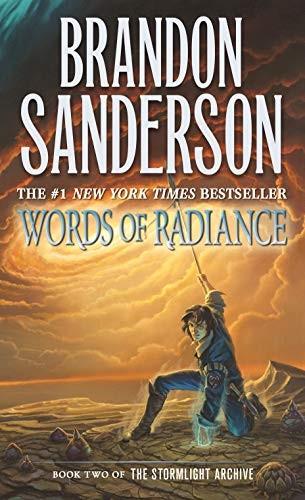Words of Radiance (mass market paperback, 2015, Brandon Sanderson, Tor Fantasy)