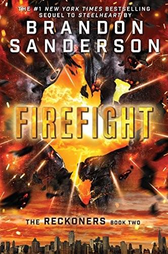 Firefight (hardcover, 2015, Delacorte Press)