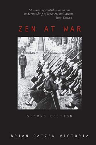 Zen at War (2006, Rowman & Littlefield)