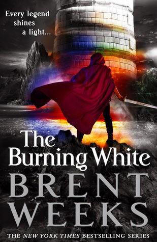 The Burning White (Hardcover, 2019, Orbit)
