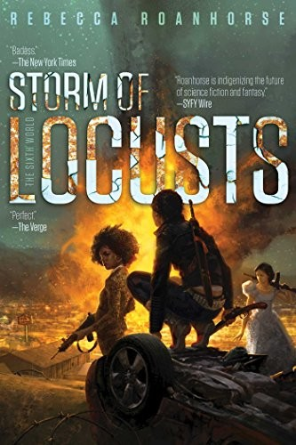 Storm of Locusts (2019, Gallery / Saga Press)