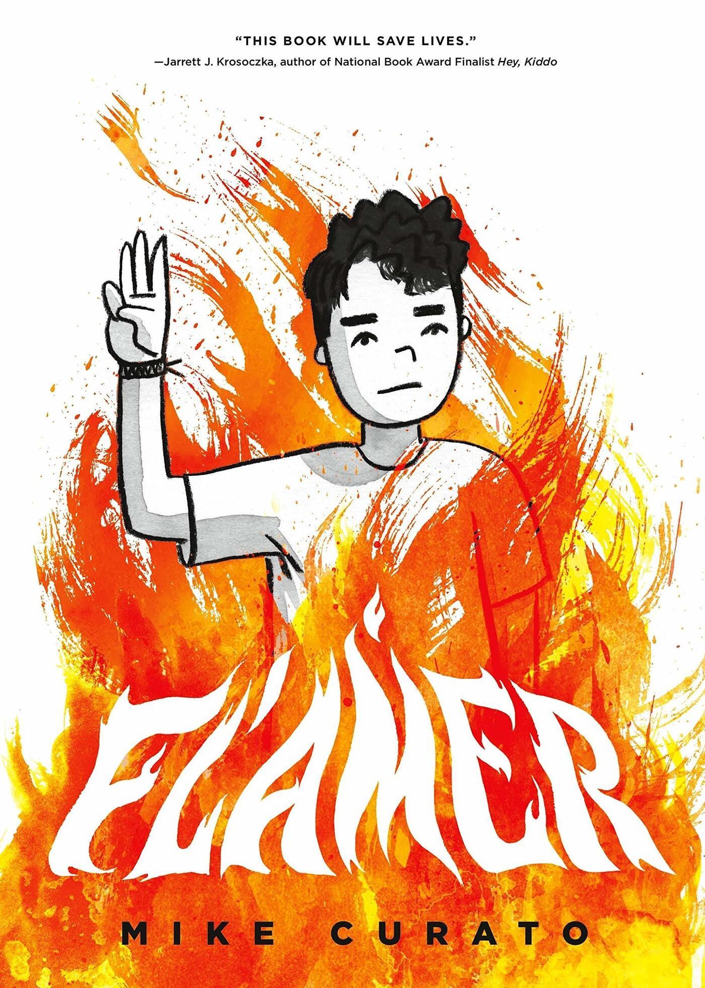 Flamer (2020, Henry Holt and Co. BYR Paperbacks)