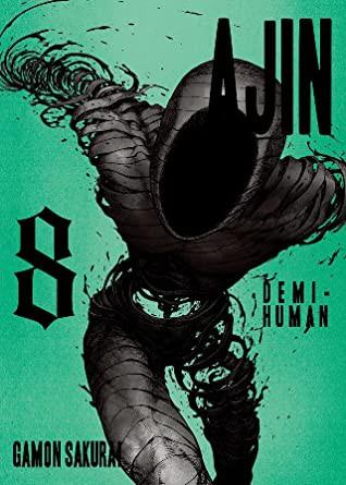 Ajin: Demi-Human, Vol. 8 (2016, Kodansha Comics)