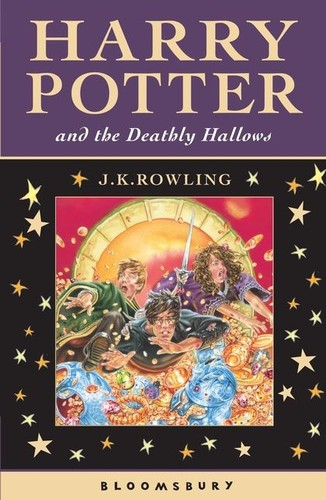 Harry Potter and the Deathly Hallows (2010, Bloomsbury)