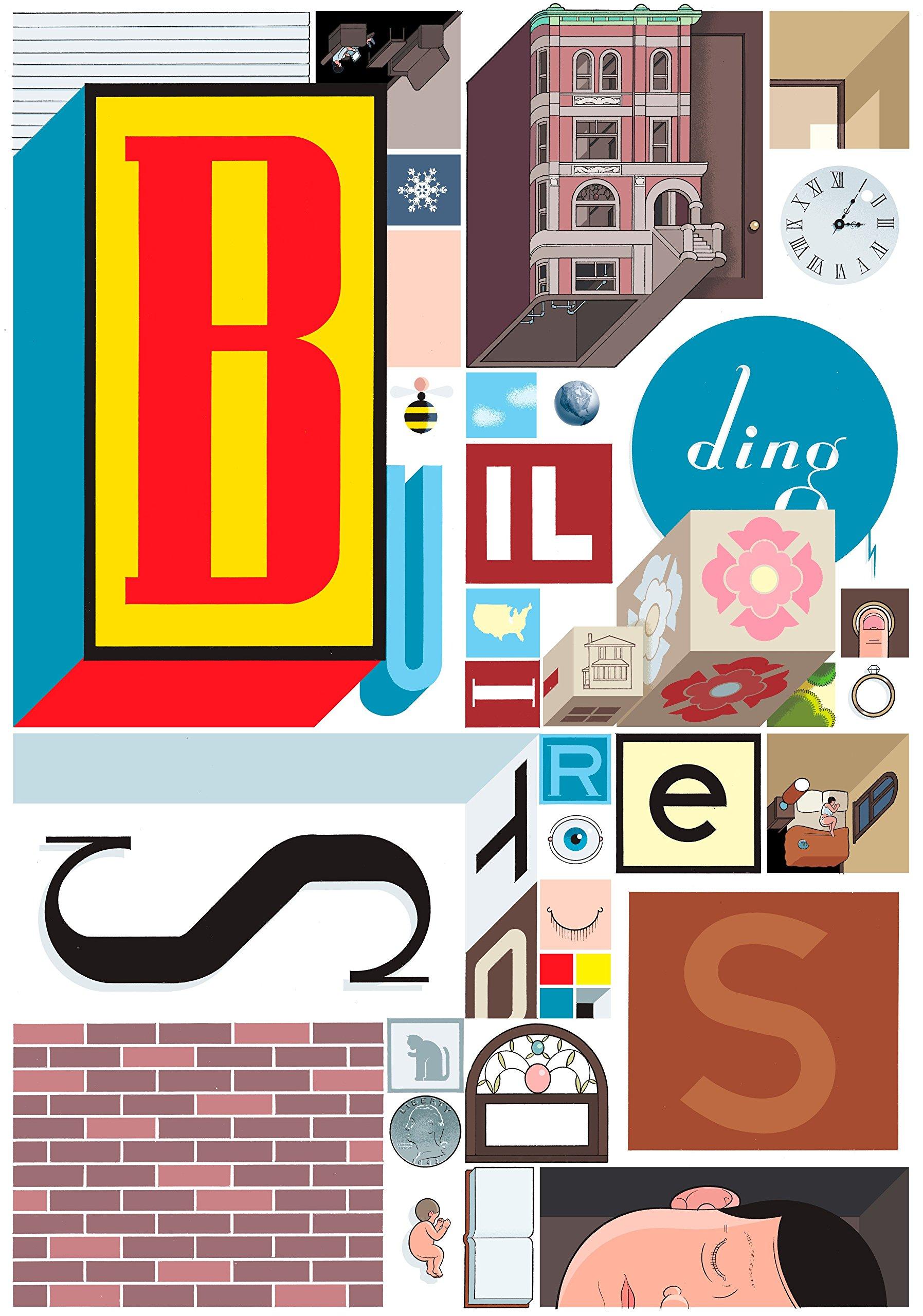 Building stories (2012, Pantheon Books)