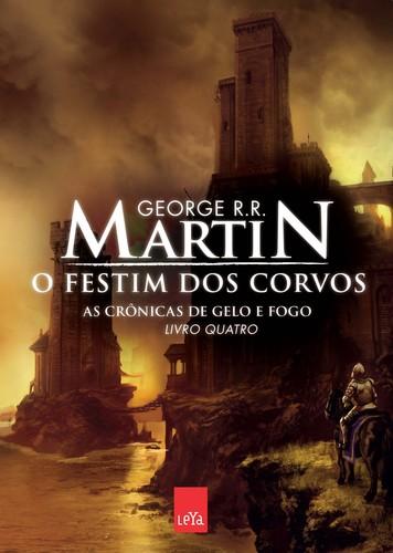 O Festim dos Corvos (Paperback, 2012, Leya)