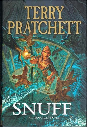 Snuff (Hardcover, 2011, Doubleday)
