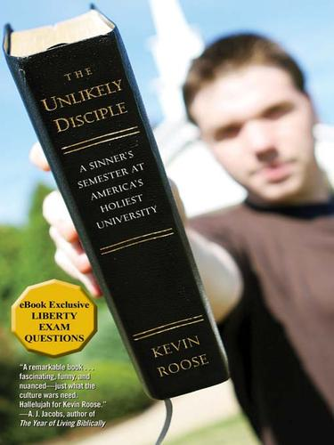 The Unlikely Disciple (Electronic resource, 2009, Grand Central Publishing)