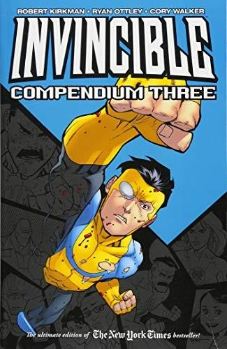 Invincible Compendium Volume 3 (paperback, 2018, Image Comics)