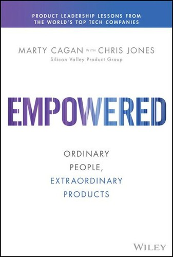 Empowered (2021, Wiley & Sons, Limited, John)