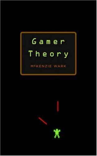 Gamer Theory (Hardcover, 2007, Harvard University Press)