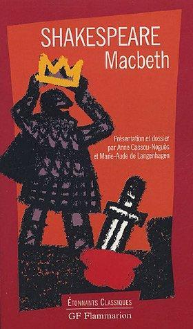 Macbeth (French language, 2005)
