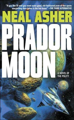 Prador Moon (Hardcover, 2008, Night Shade Books)