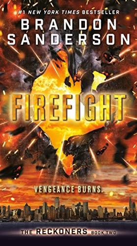 Firefight (2020, Delacorte Press)