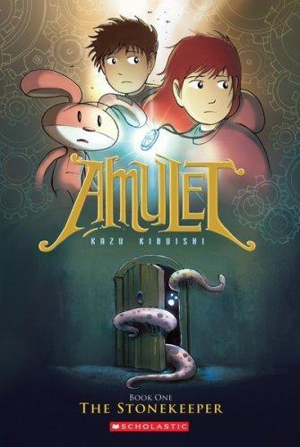 Amulet (2008, GRAPHIX)