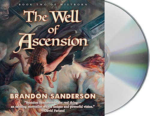 The Well of Ascension (audio cd, 2015, Macmillan Audio)