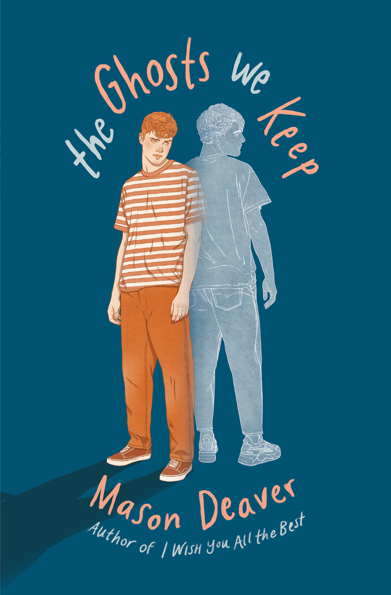 The Ghosts We Keep (PUSH Scholastic)