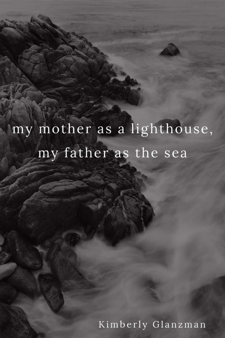 My Mother as a Lighthouse, My Father as the Sea (2021, Ghost City Press)