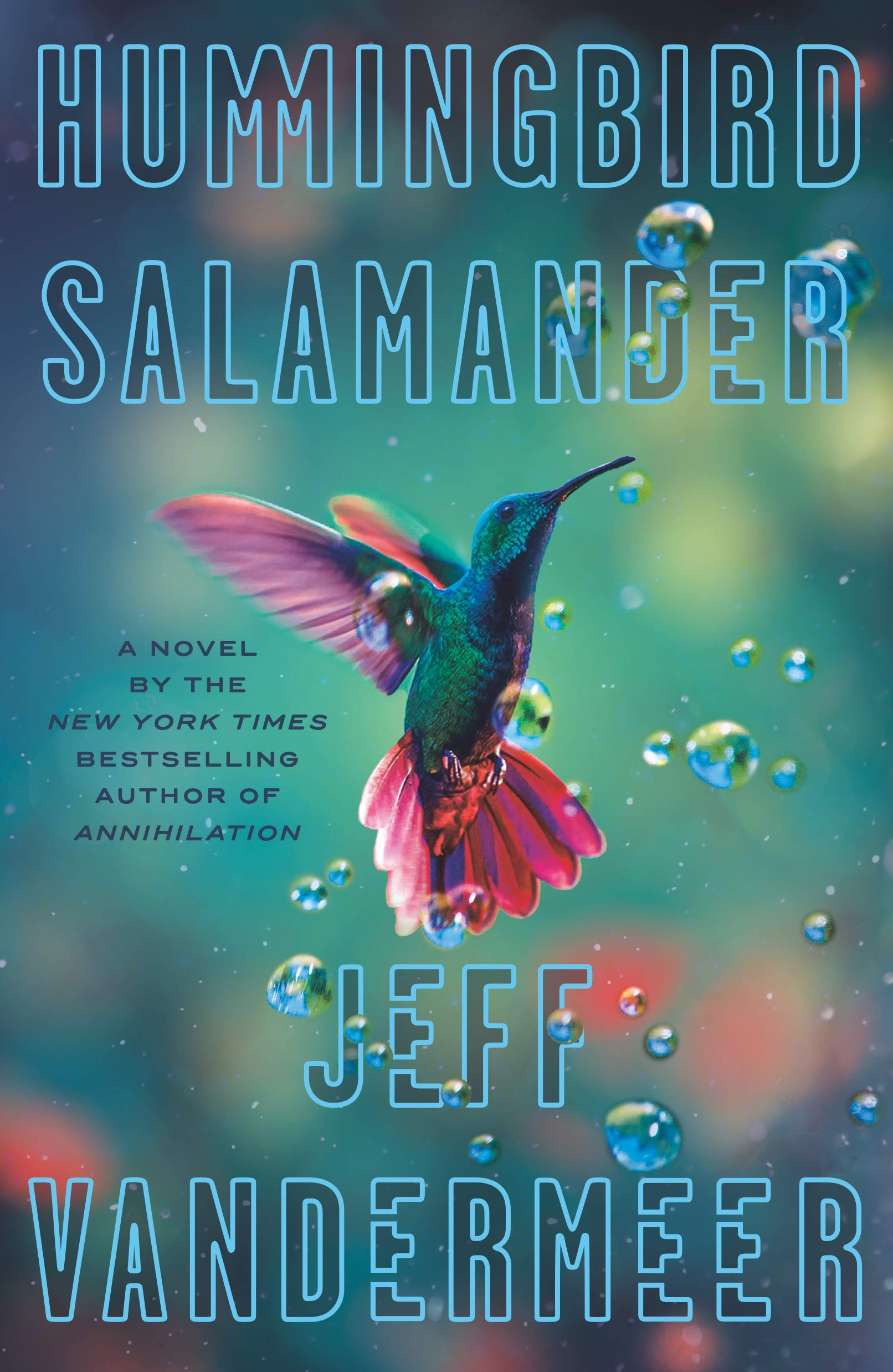 Hummingbird Salamander (Hardcover, 2021, MCD)