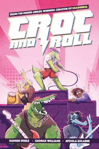 Croc and Roll (GraphicNovel)