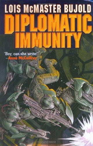 Diplomatic immunity (2002, Baen Books, Distributed by Simon & Schuster)