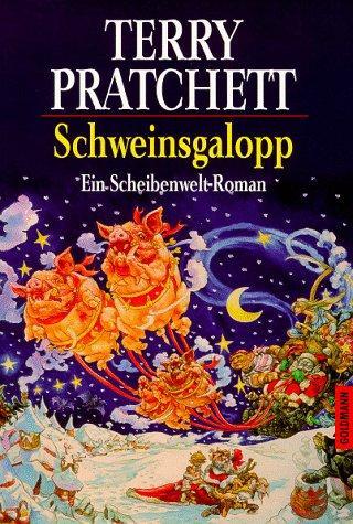 Schweinsgalopp (Paperback, German language, 1996, Wilhelm Goldmann Verlag GmbH)
