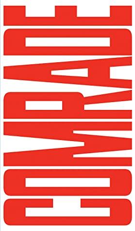 Comrade (2019, Verso Books)