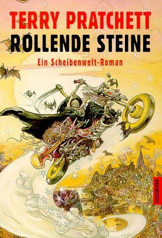 Rollende Steine (Paperback, 1996, Goldmann)