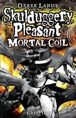 Skulduggery Pleasant Mortal Coil (2010, CoilHarperCollins Children's Books)