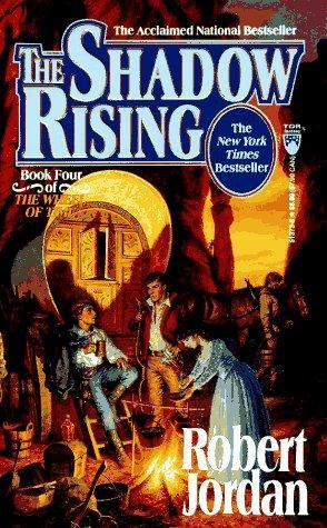 The Shadow Rising (Mass Market Paperback, 1993, Tor Fantasy)