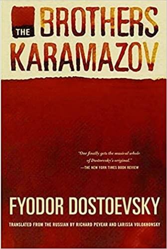 The Brothers Karamazov (2002, Farrar, Straus and Giroux)